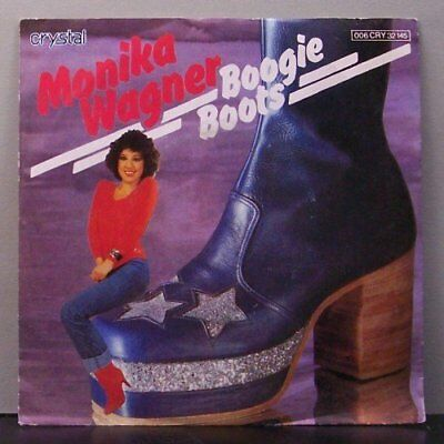 "(o) Monika Wagner - Boogie Boots (7"" Single)"