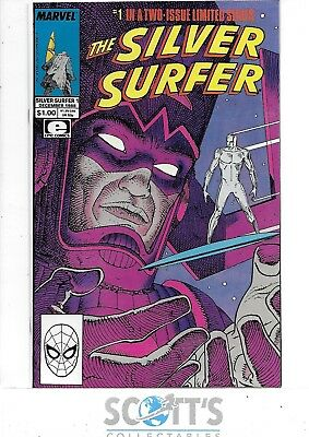 Silver Surfer   #1   NM  (Epic)