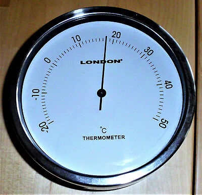 Thermometer Marke  London