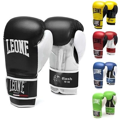 Guantoni boxe Leone 1947 Flash Muay Thai Kick Boxing
