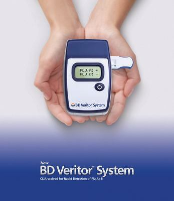 BD Veritor System Reader #256055 Original & Brand New For Flu A & B Detection