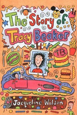 0440862795 Paperback The Story Of Tracy Beaker : Jacqueline Wilson Very Good