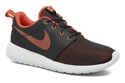 7db2c5555c132 NEW Nike Roshe One SE 844687 800 Mens Running Shoes Sneakers Red Black Size  13