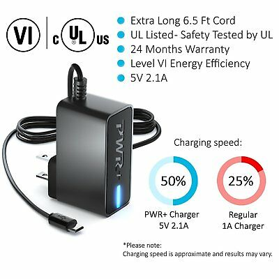 Quick Charger for Bluetooth Speakers,Wireless Headphones-Universal Compatibility