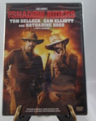The Shadow Riders (DVD, 2005)-Brand New/Sealed