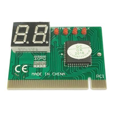 PCI PC Diagnostic 2-Digit Card Motherboard Tester Analyzer Checker Laptop TH