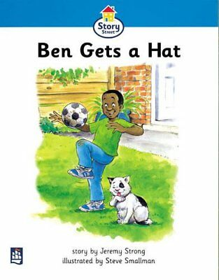 Ben gets a hat Story Street Stage Step 2 Storybo... by Hall, Christine Paperback