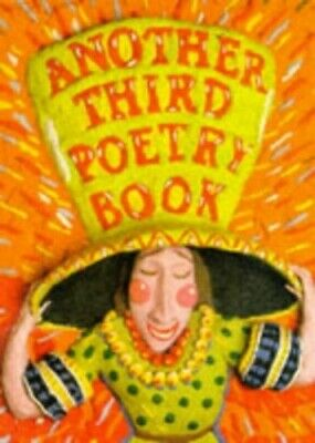 Poetry Book: Another 3rd (A Poetry book) Hardback Book The Cheap Fast Free Post