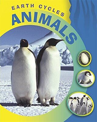 Animals (Earth Cycles) by Morgan, Sally Hardback Book The Cheap Fast Free Post