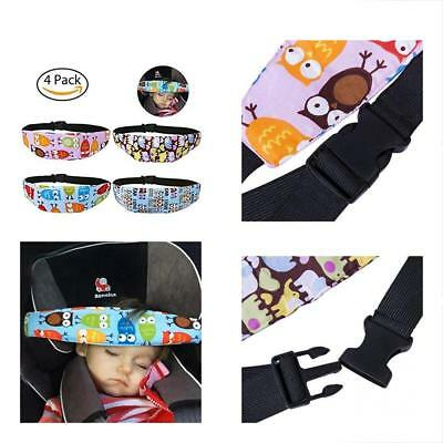 Leyaron Pcs Toddler Car Seat Infants And Baby Head Support, Neck Relief Strap,