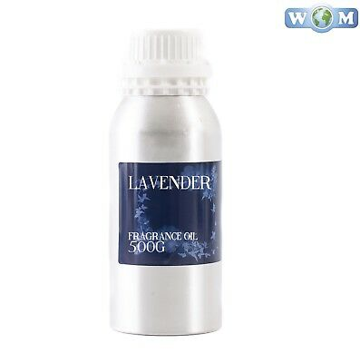 Lavender 500g Fragrance Oil for Soap, Bath Bombs (FO500LAVE)
