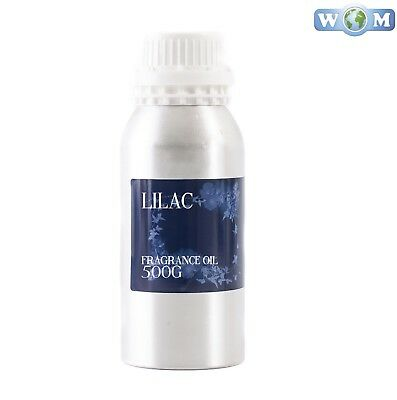 Lilac 500g Fragrance Oil for Soap, Bath Bombs (FO500LILA)