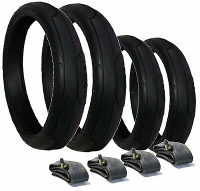 Bebetto Vulcano Tyre & Inner Tube Set (60 x 230 - 48 x 188) Free 1st class Post