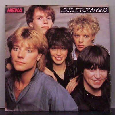 "(o) Nena - Leuchtturm (7"" Single)"