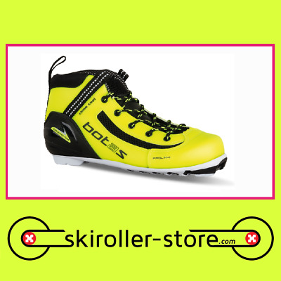 FISCHER SKIROLLER SCHUHE Skating Race Code Carbon