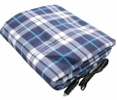 12v blanket fleece Thermal Seat Cover Heated Pad Car Van Universal warm electric
