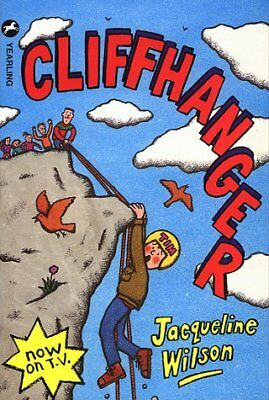 0440863384 Paperback Cliffhanger Jacqueline Wilson Very Good