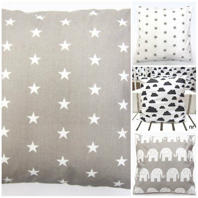 Cuddly pram pillow cotton soft favorite designs color size 25cm-30cm