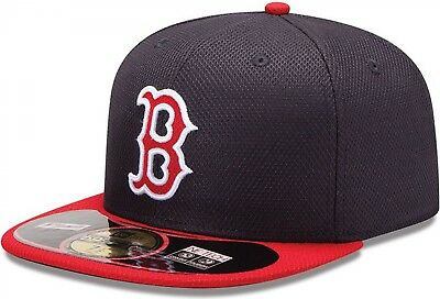 New Era - MLB Boston Red Sox Diamond Era 59Fifty Cap - black-red