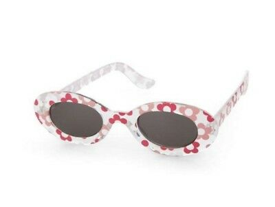 Egmont Toys Baby Sunglasses Transparent with Flowers with UV Protection
