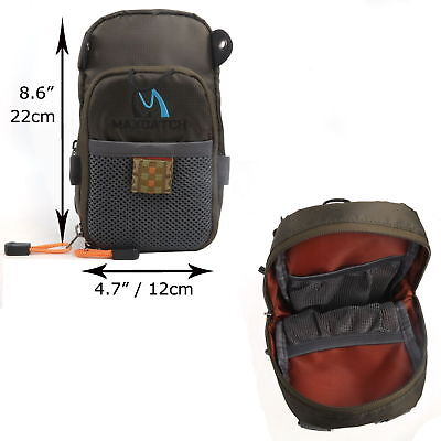 New Fly Fishing Chest Pack Bag Multi-purpose Outdoor Sport Fishing Pack Vest Bag