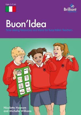Buon'idea: Time-Saving Resources and Ideas fo... by Williams, Michelle Paperback