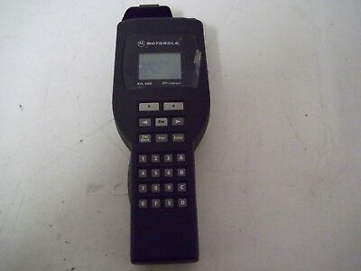 Motorola Kvl 3000 Flasport T5795A With Extra Battery Astro 25