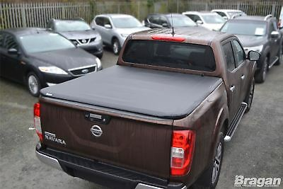 To Fit 2016+ Nissan Navara NP300 Tri Fold Soft Tonneau Cover LONG BED 4x4 Pickup