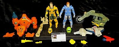 CENTURIONS ACTION FIGURE Job Lot Collection Ace Jake Wild Weasel Tidal  Blast +++
