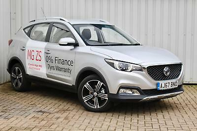 MG ZS 1.5 Exclusive 5dr,  Top Demonstrator Model,7yrs MG Warranty