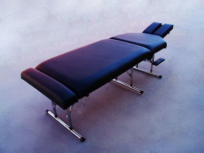 Best bid wins Used Rosche Portable Folding Chiropractic Adjusting Massage Table