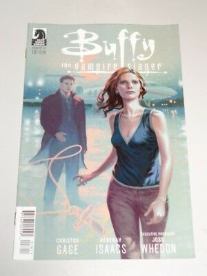 Buffy Season 10 #18 Dark Horse Comics August 2015