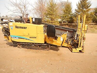 2005 Vermeer D16x20A, Directional Drill, Boring, HDD