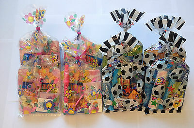 Pre Filled Kids Party Bags - Ready made for boys / girls / unisex - Loot Bags