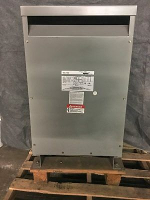 Federal Pacific Single Phase Step Transformer 37.5 KVA 120/240/480