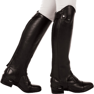 Dublin Intensity Leather Gaiters - CLEARANCE - WAS £100