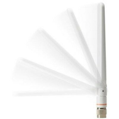 New Antenna AIR-ANT2524DW-R Dual Band 2.4 GHz 5 GHz for Cisco Aironet (White)