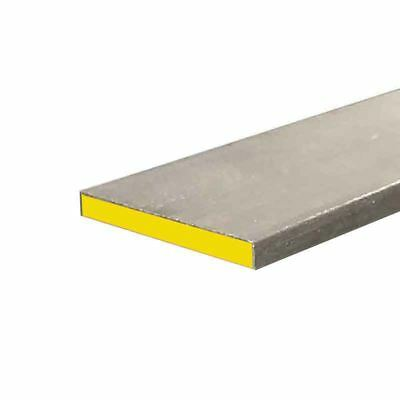 "316 Stainless Steel Flat Bar, 3/8"" x 1-1/2"" x 24"""