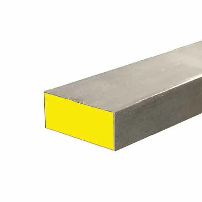 "316 Stainless Steel Flat Bar, 1/2"" x 1"" x 36"""