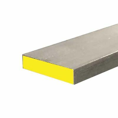"316 Stainless Steel Flat Bar, 1/2"" x 1-1/2"" x 36"""