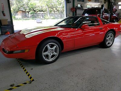 1994 Chevrolet Corvette ZR1 1994 Chevrolet Corvette ZR1 6spd, 20811 miles, Both Tops