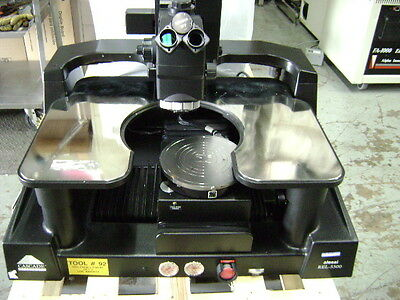 2700  Cascade Microtech Alessi REL-5500 Analytical Wafer Probe Station