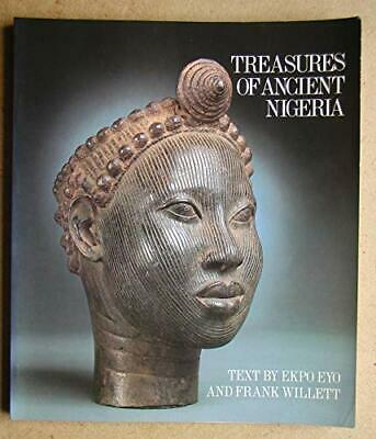 Treasures of Ancient Nigeria by Willett, Frank Paperback Book The Cheap Fast