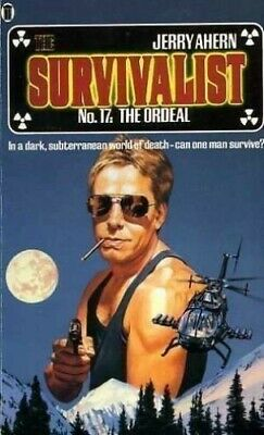 The Ordeal (Survivalist) by Ahern, Jerry Paperback Book The Cheap Fast Free Post
