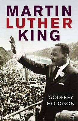 Martin Luther King by Godfrey Hodgson Paperback Book The Cheap Fast Free Post