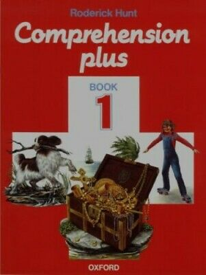 Comprehension Plus: Bk.1 by Hunt, Roderick Paperback Book The Cheap Fast Free