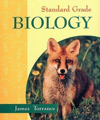 Standard Grade Biology 2nd edn by Marsh, Clare Paperback Book The Cheap Fast