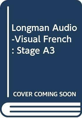 Longman Audio-Visual French: Stage A3 by G. F. Pugh Paperback Book The Cheap
