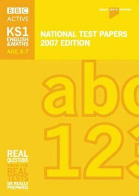 National Test Papers, 2007 Edition (QCA KS1 English & Mat... Mixed media product