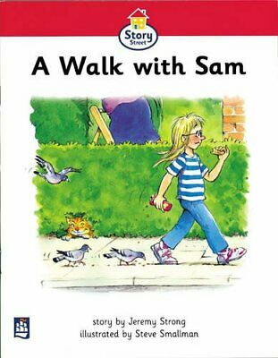A walk with Sam Story Street Foundation Stage Play... by Coles, Martin Paperback